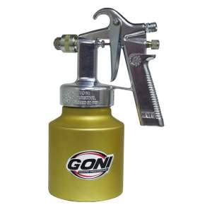 Pistola de baja presión de alta eficiencia - vaso de 1lt