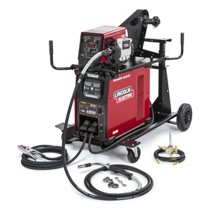 Power Wave S500 Advance Proocess Welder With Power Feed 84